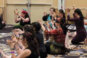 Finger Cymbals Workshop with Deep Roots Dance